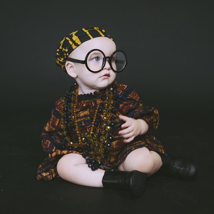 Babiekins Magazine // Fashionkins | Baby Iris