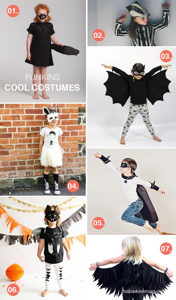 Funkins // Cool Costumes| Babiekins Magazine