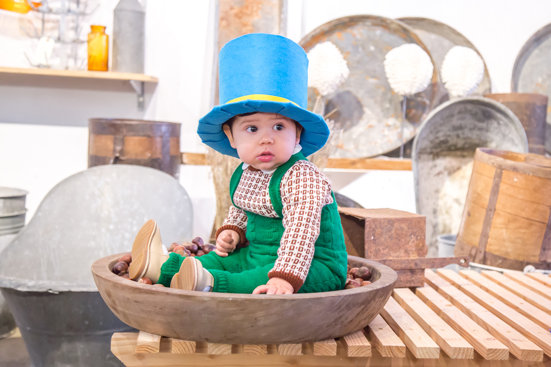 Babiekins Magazine | Disney Inspired Halloween Costumes | Pinocchio 6
