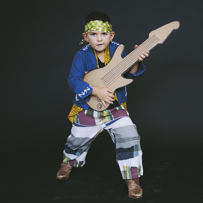 Babiekins Magazine / Fashionkins : Jimi Hendrix