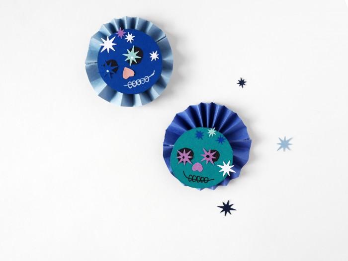 Babiekins Magazine|Sugar Skull Pins
