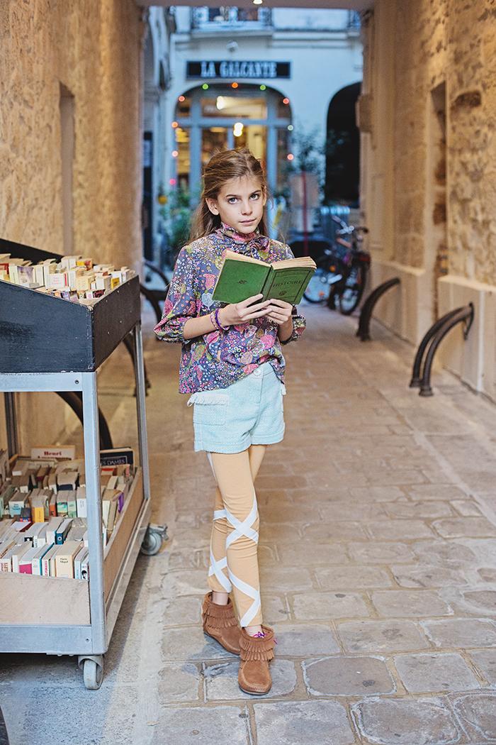 Babiekins Magazine | A Day in Paris