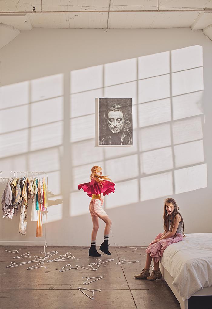 Fashionkins // A Day in the Concrete Clouds | Babiekins Magazine