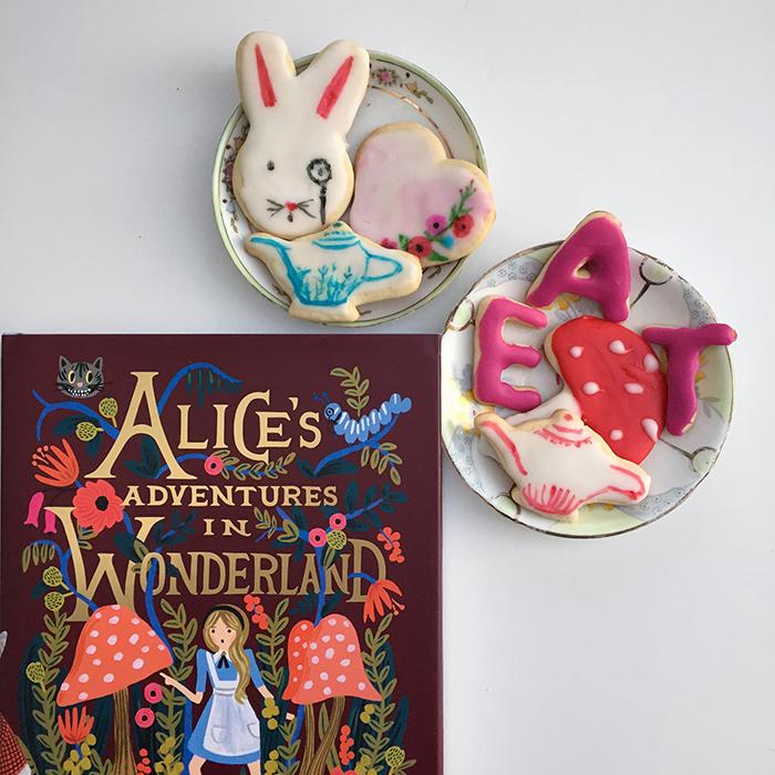 Storykins // Alice's Adventures In Wonderland
