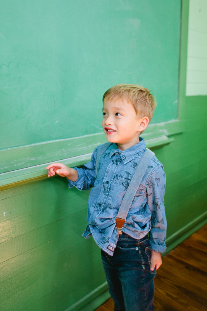 Elizabeth Pettey Photography for Babiekins Magazine // Travelkins: Cane Creek School