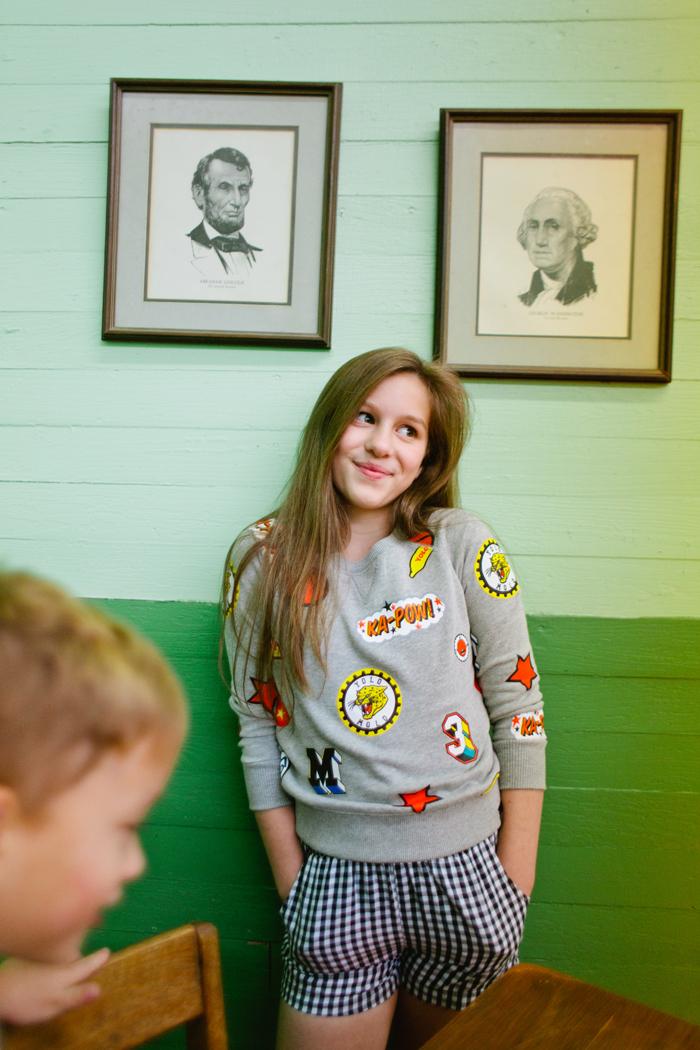 Elizabeth Pettey Photography for Babiekins Magazine // Travelkins: Cane Creek School