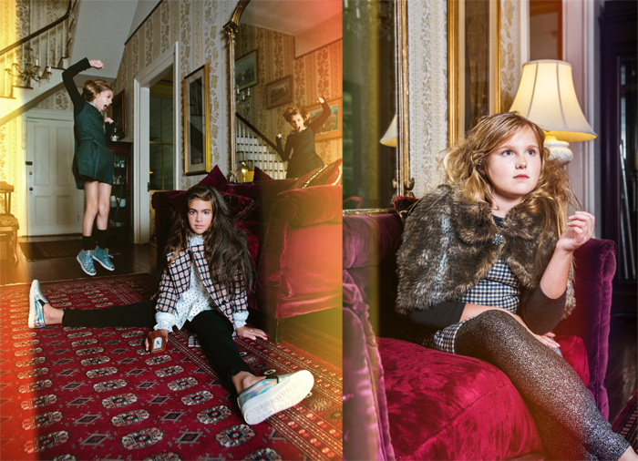 Elizabeth Pettey Photography for Babiekins Magazine // Featurekins: Winter Rocker Chic