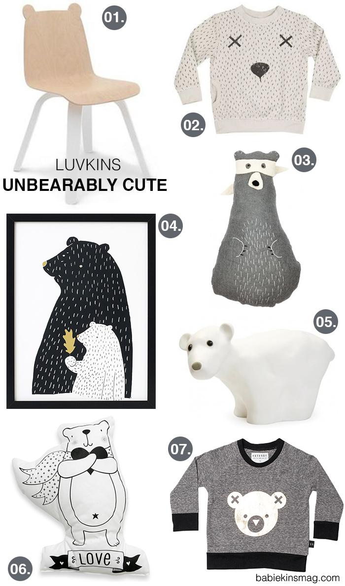 babiekinsmag.com//luvkins/unbearably cute