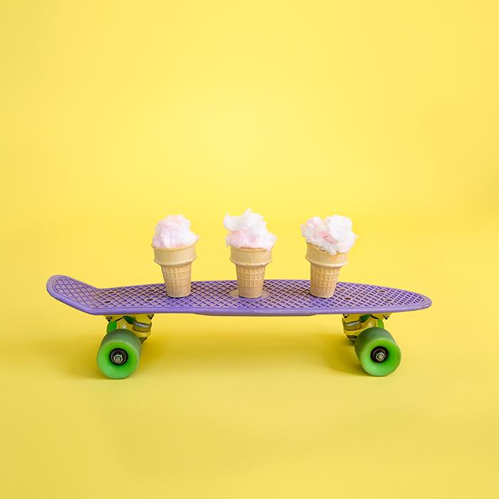 Featurekins // Ice Cream Castles