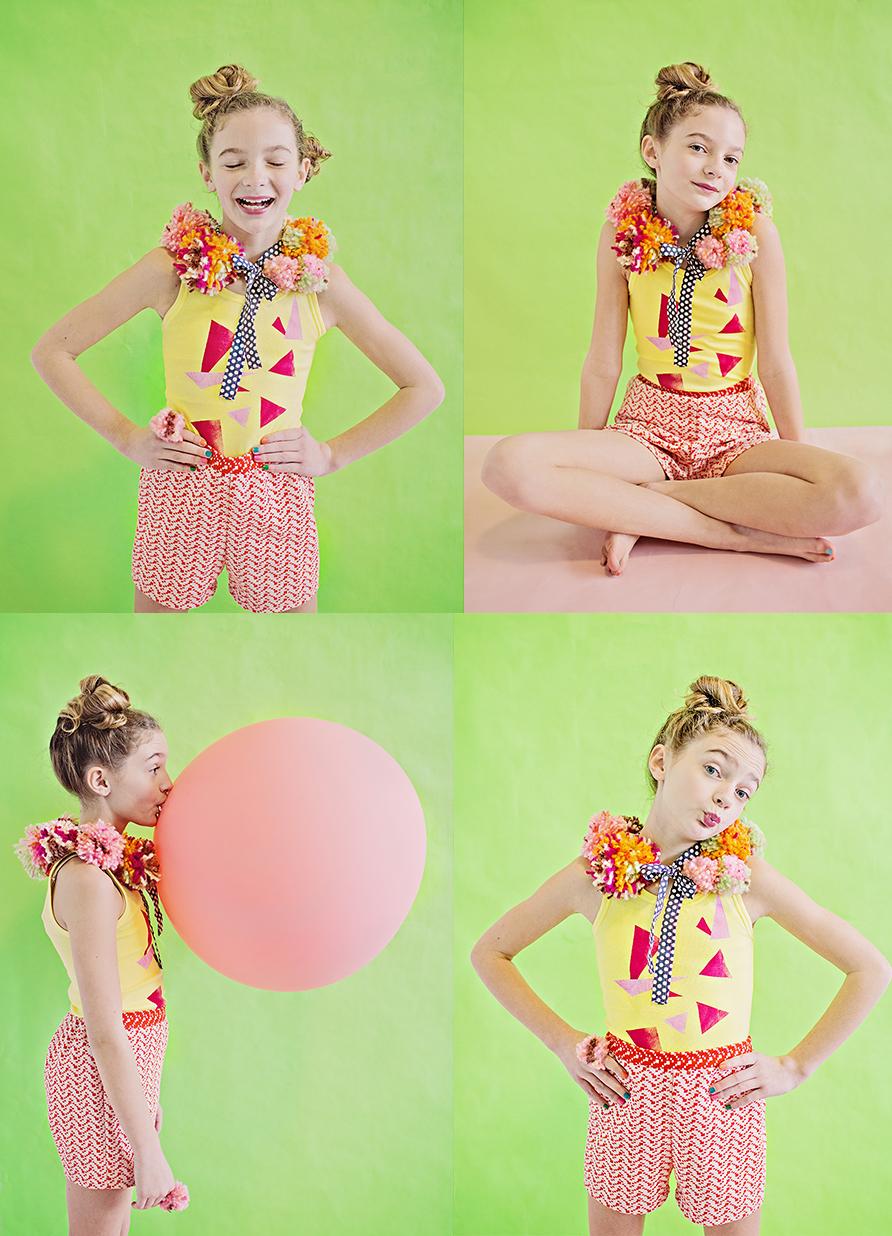 Fashionkins // DIY Fashion for Spring | Babiekins Magazine