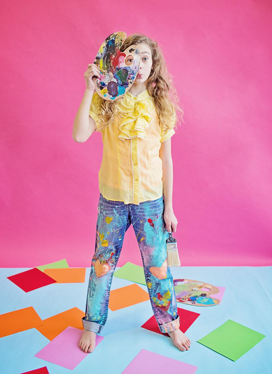 Fashionkins // DIY Fashion for Spring