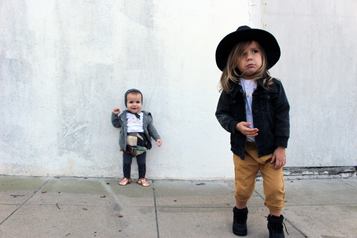 BABIEKINS MAGAZINE|Sibling Style
