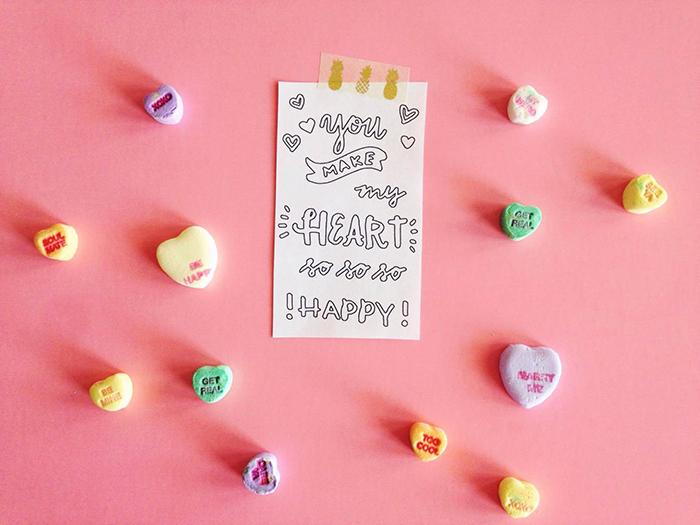 Craftykins // Babiekins Valentine Day Printable