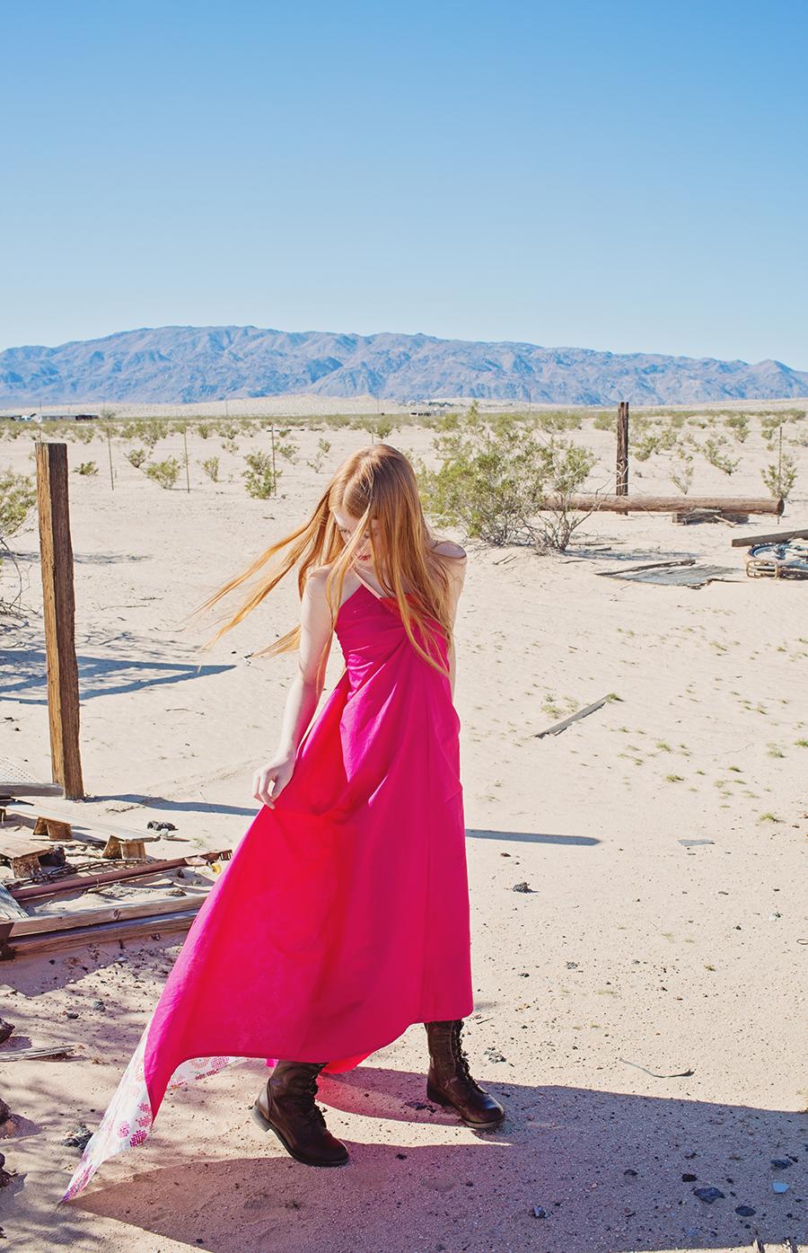 Fashionkins // Desert Flowers