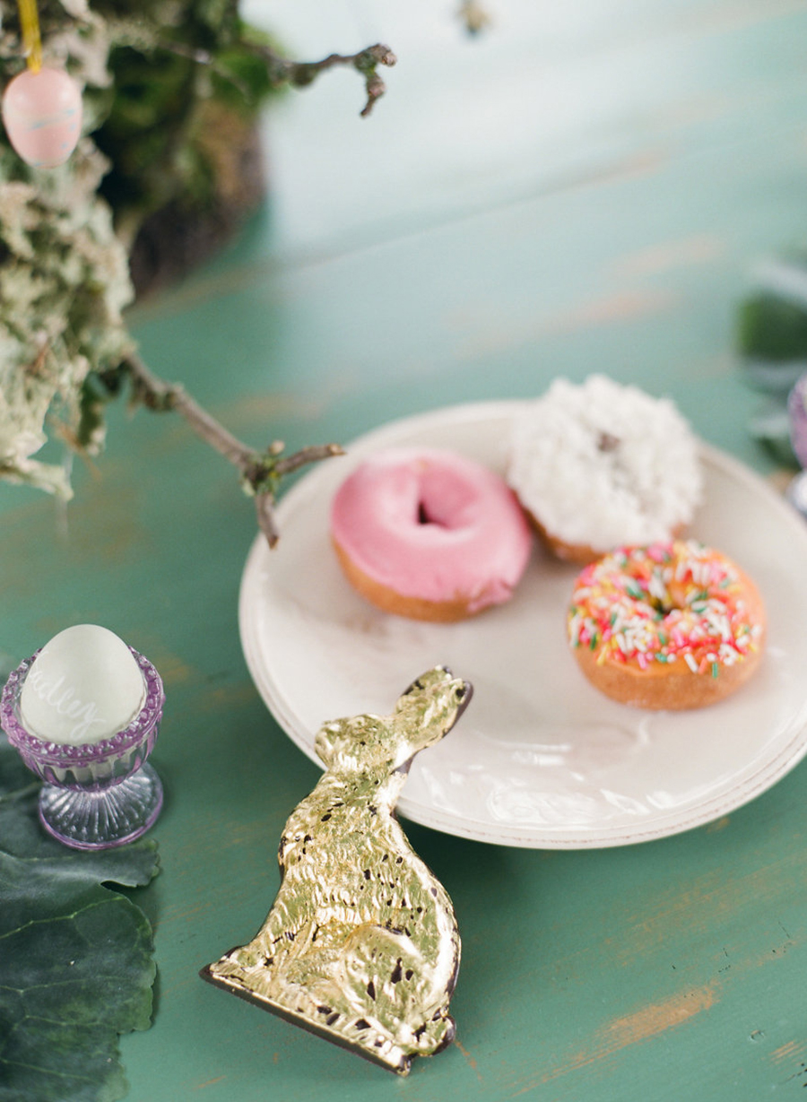 Partykins // Easter Tea Party