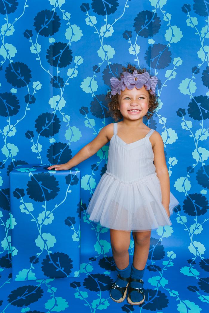 Elizabeth Pettey Photography for Babiekins Magazine // Fashionkins: Eclectic Easter