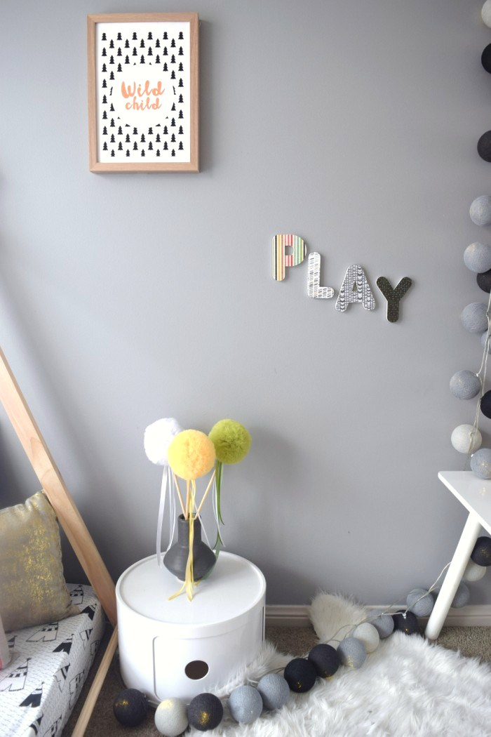 BABIEKINS MAGAZINE | A SPECIAL SPACE FOR A BUSY TODDLER