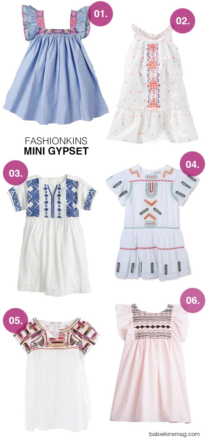Fashionkins // Mini Gypset | Babiekins Magazine