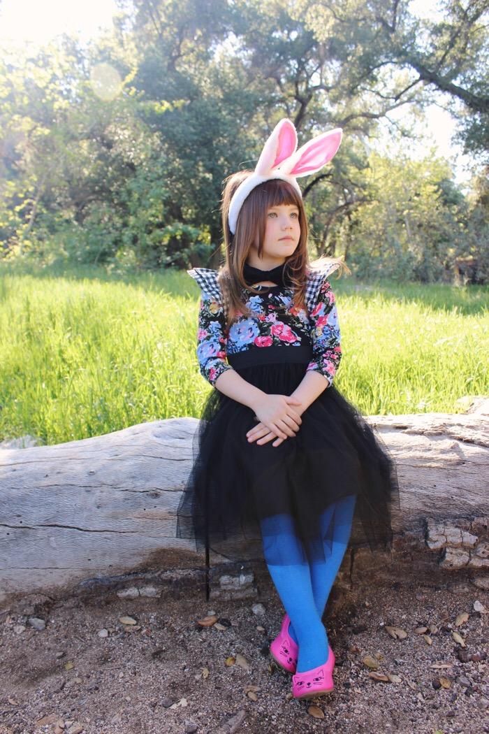 BABIEKINS MAGAZINE | Whimsical Bunny