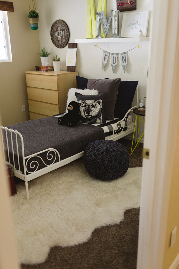 Sleepykins // A room for Madden