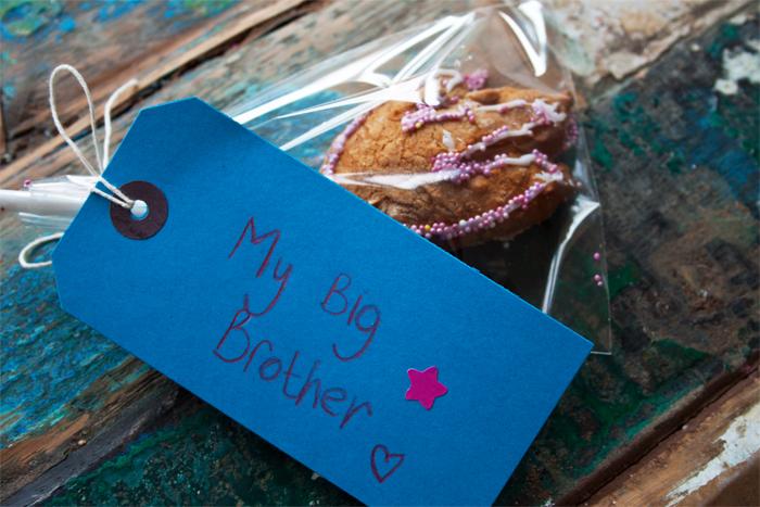 Babiekins Magazine | Craftykins | BKD | Big Brother Gift