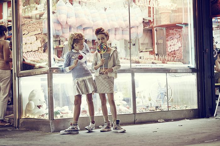 Fashionkins // Coney Island
