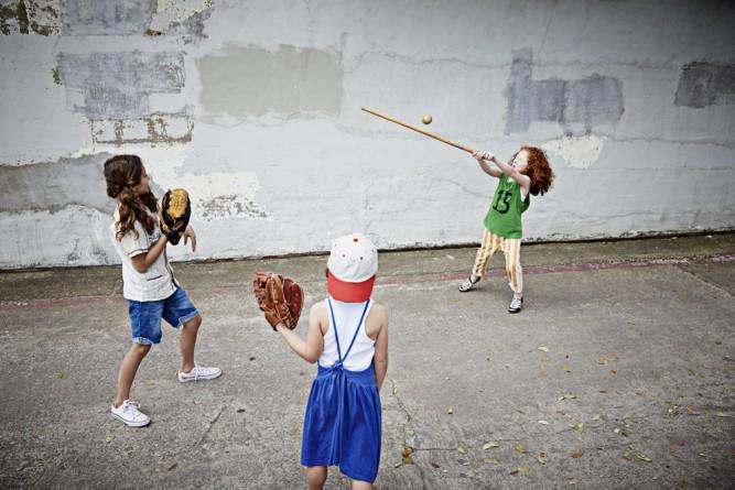 Babiekins Magazine | Urban Baseball