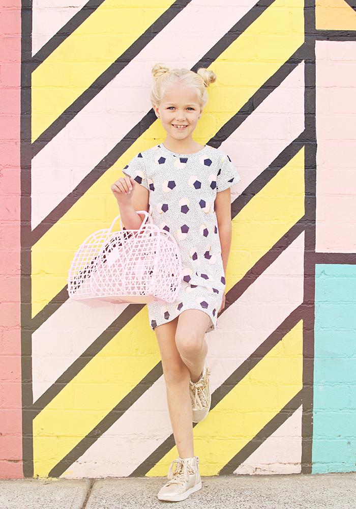 BABIEKINS MAGAZINE | Pastel Streetstyle