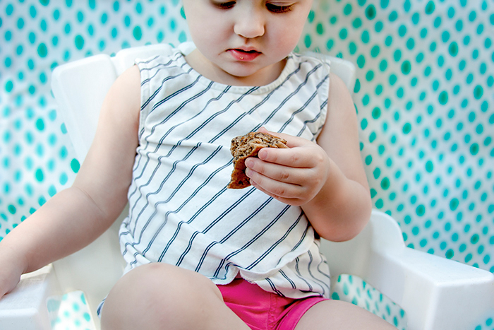 Babiekinsmag | Chocolate Chip Day