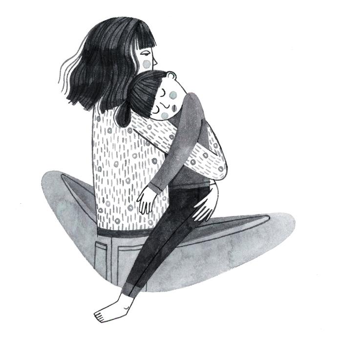 BABIEKINS MAGAZINE | Art & Motherhood: Brooke Smart