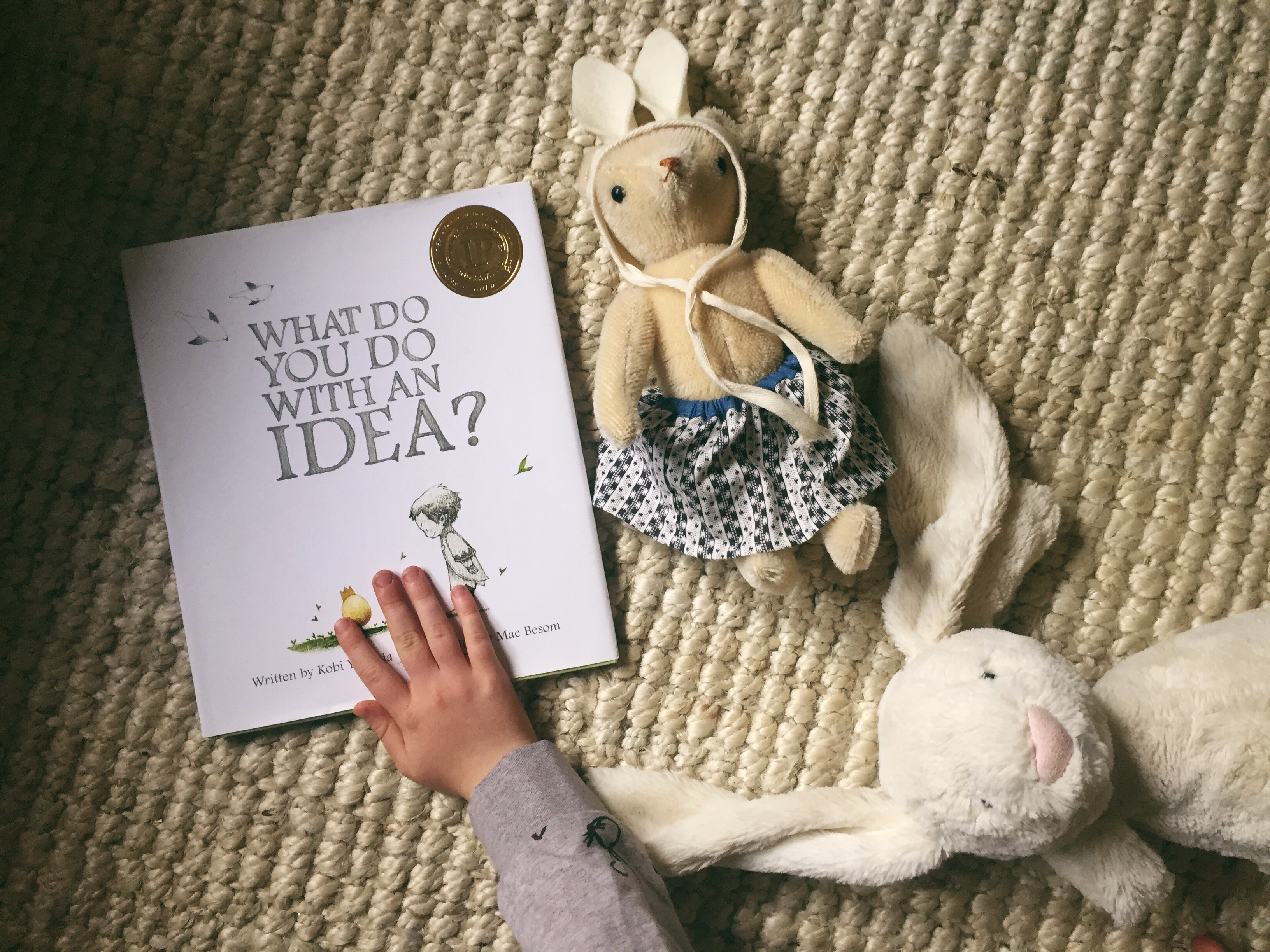 Storykins // What do you do with an idea?