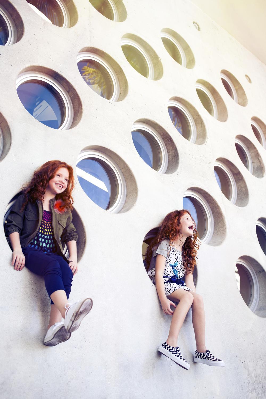FOREVER SUN// Nina W. Melton & Leslie Schor for Babiekins Magazine