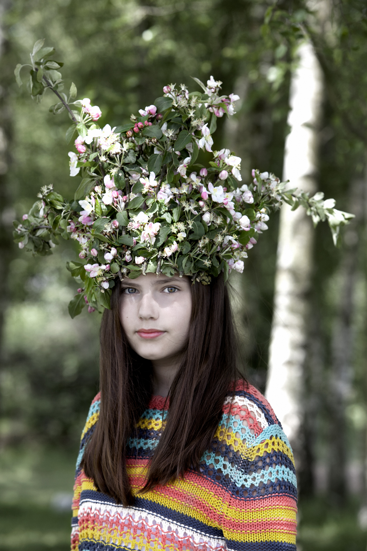 BABIEKINS MAGAZINE   Flower Play