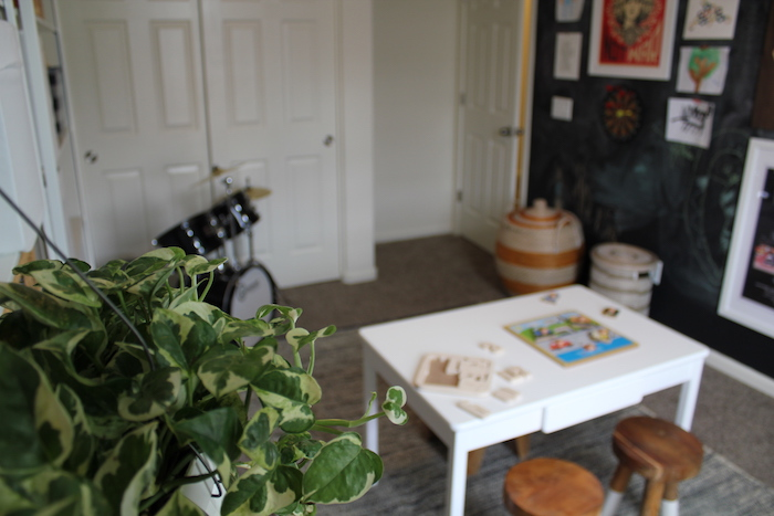 Sleepykins // Artsy Playroom