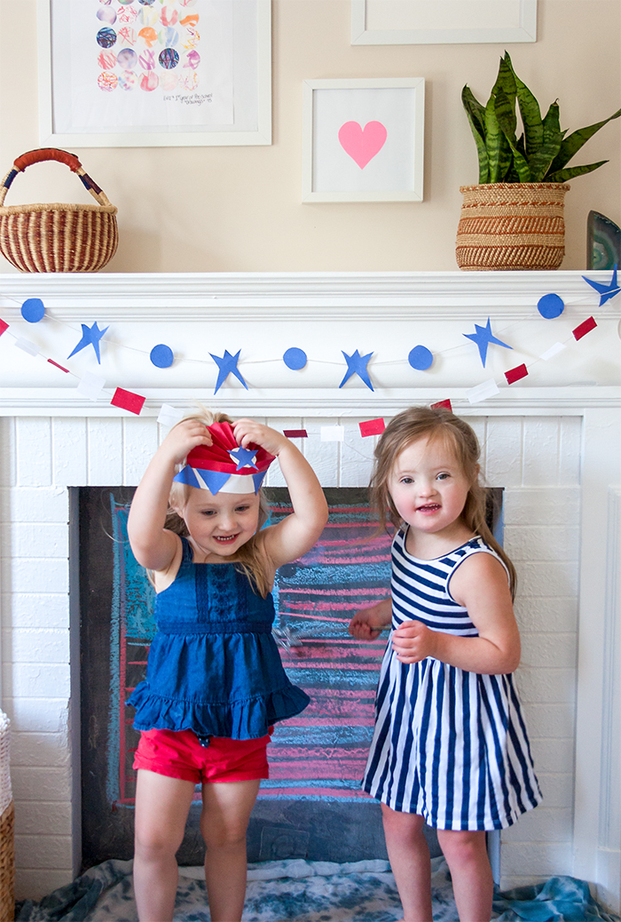 Babikeins Magazine // Craftykins Fourth of July