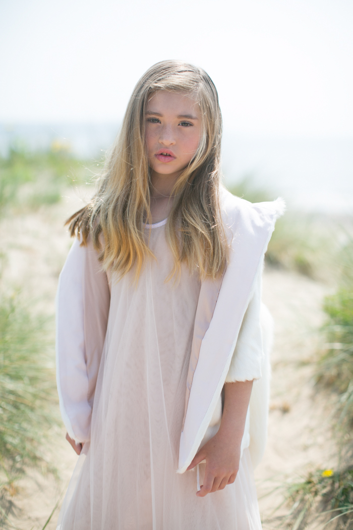Fashionkins // Beside the Sea by Xanthe Hutchinson for Babiekins Magazine