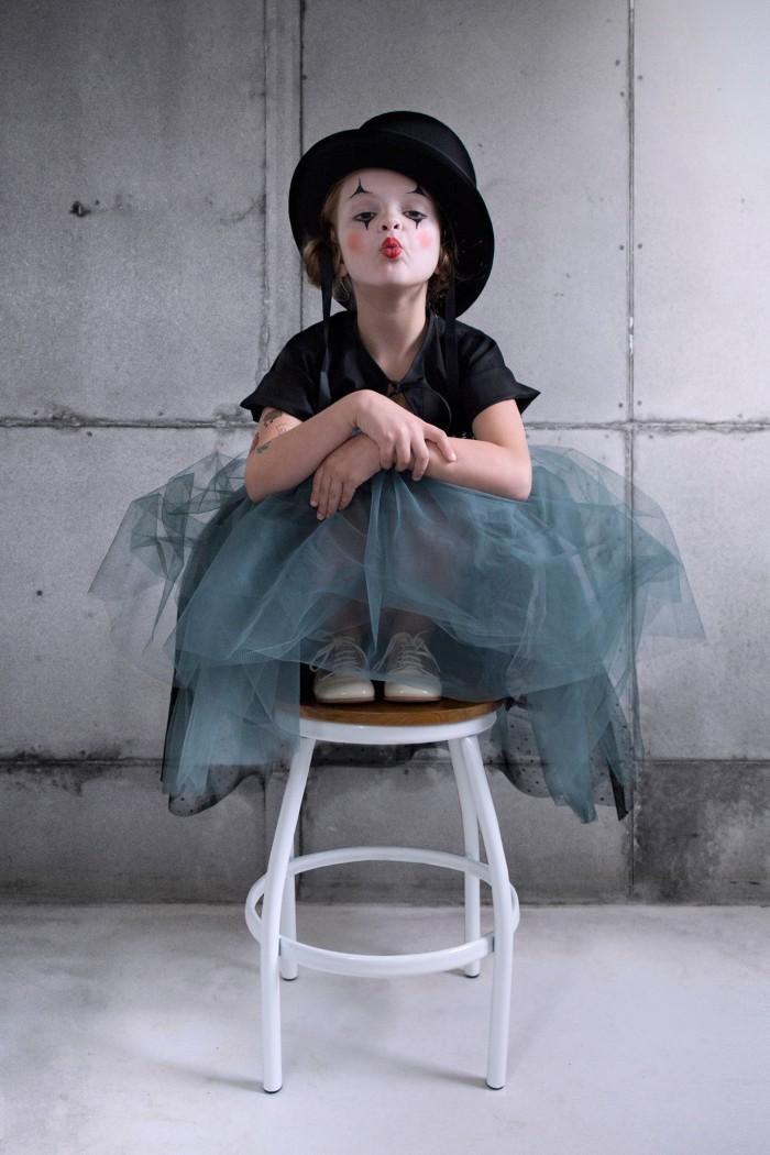 BABIEKINS MAGAZINE | Whimsical Harlequin Costume