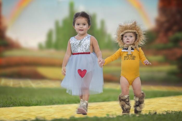 BABIEKINS MAGAZINE | Halloween: Wizard of Oz