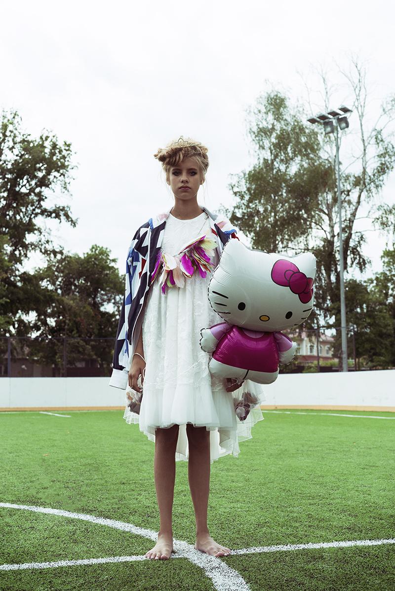 BABIEKINS MAGAZINE | Edgy Teen Style