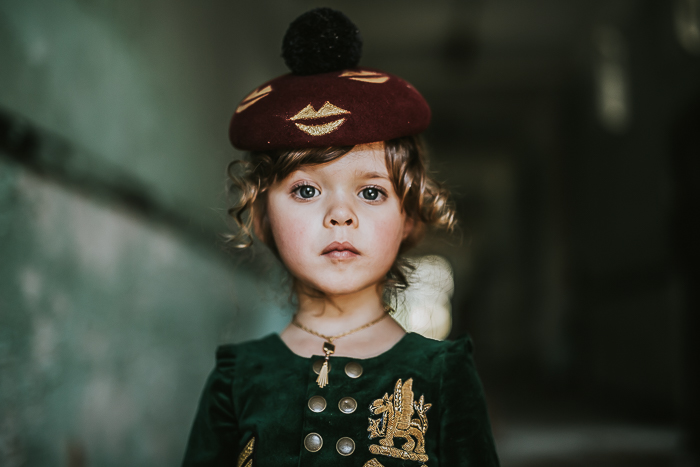 BABIEKINS MAGAZINE | The Velvet Emerald