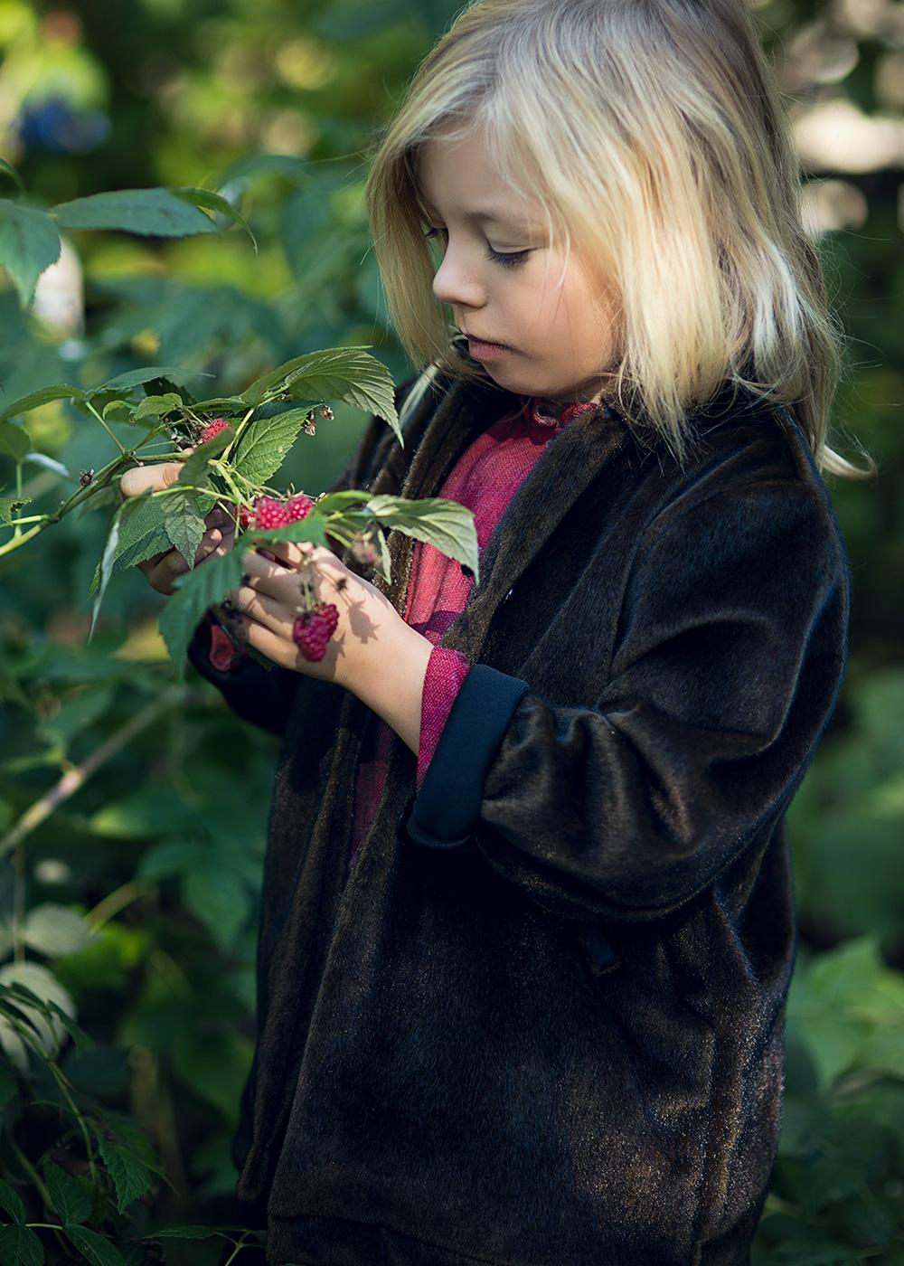 BABIEKINS MAGAZINE | Autumnal Light