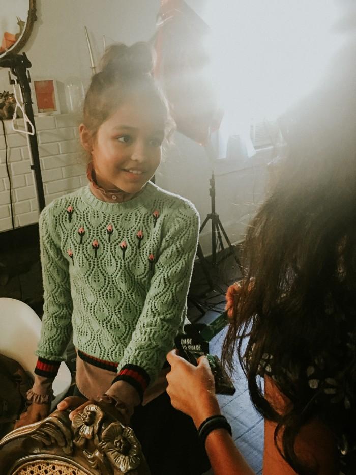 BABIEKINS MAGAZINE| Luz de Estrellas: Behind the Scenes & Outtakes