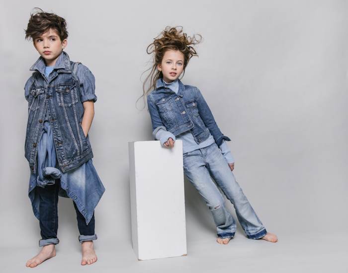Elizabeth Pettey Photography for Babiekins Blog: Fashionkins // Winter Blues: