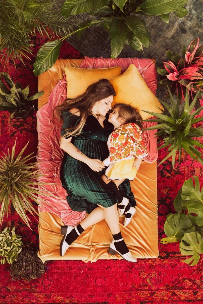 BABIEKINS MAGAZINE | Velvet Dreams by Celia D. Luna & Leslie Schor
