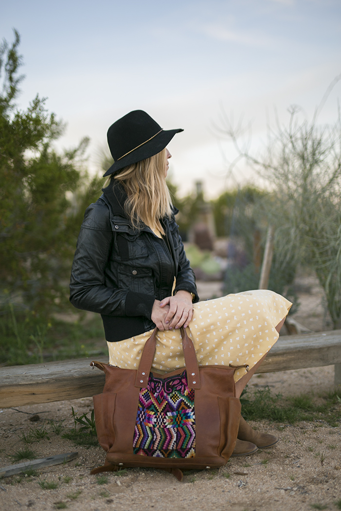 Momkins // Nena and Co Convertible Day Bag