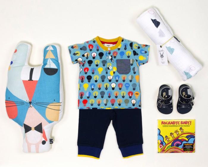 Babiekins Magazine || Bonjour Baby Baskets