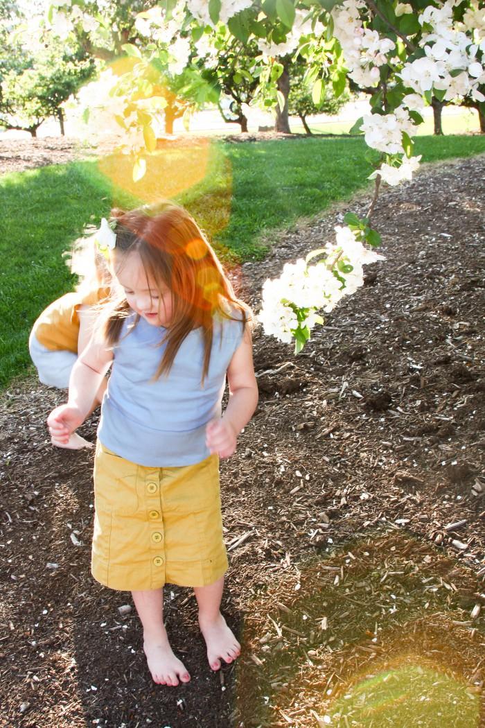 Babiekins Magzine || Spring Fling