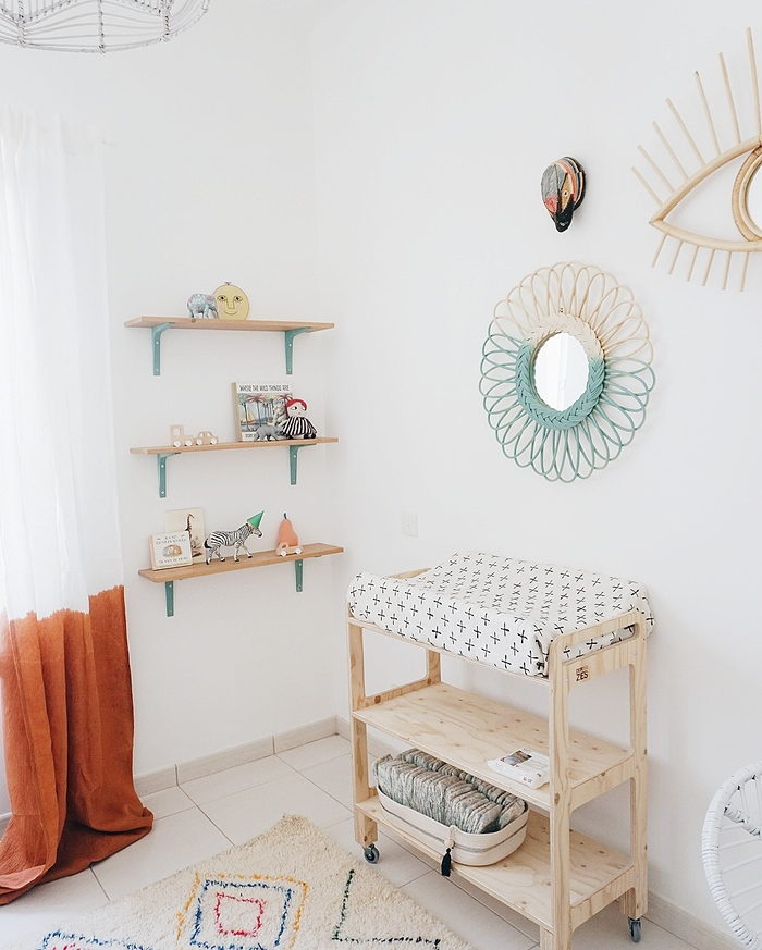 BABIEKINS MAGAZINE | A Fresh + Modern Nursery