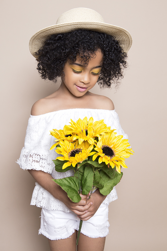 Fashionkins // Sunflower Child