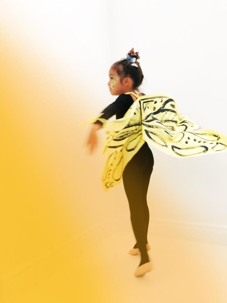 butterfly costume // babiekins